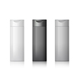 Realistic Cosmetic bottle can shampoo container
