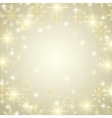 christmas and happy new years background vector image