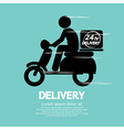 Delivery vector image