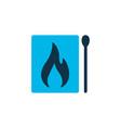 matches icon colored symbol premium quality vector image