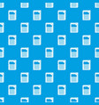 paper pattern seamless blue vector image