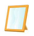 photo frame- vector image vector image