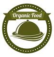 vegetarian food vector image