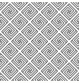 seamless minimalistic black and white pattern vector image