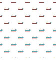 ship freight pattern seamless vector image