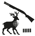 shotgun 08 vector image