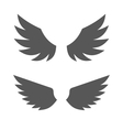 Wing Icon vector image vector image