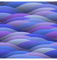 Blue abstract waves vector | Price: 1 Credit (USD $1)