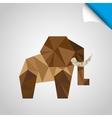 animal isometrics design vector image