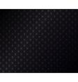Black stars background vector image