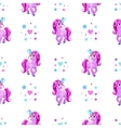 Seamless pattern for girls vector image vector image