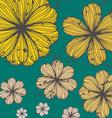 FlowerElements10 vector image vector image