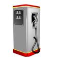 gas pump vector image vector image