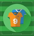 Soccer Team Sportswear icon vector image vector image