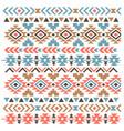 aztec boho pattern vintage pattern vector image