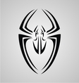 Spider Tribal vector image vector image