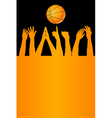 Basketball card vector | Price: 1 Credit (USD $1)