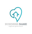 love home business logo design