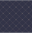 geometric pattern with lines seamless background vector image