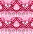 Seamless tribal graphic ethnic bohemian print vector image