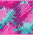 tropical summer leaf palm tree floral pattern art vector image