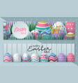 Set easter sale special discount web banner