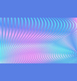 holographic neon background iridescent soft vector image vector image