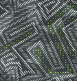 industrial seamless pattern with grunge effect vector image vector image