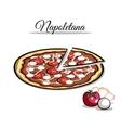 PizzaIngredient5 vector image vector image