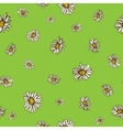 Seamless flowers pattern Nature background concept vector image vector image