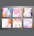 backgrounds for covers placards posters vector image vector image