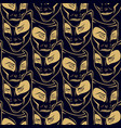 new pattern 0211 theatrical mask vector image vector image