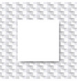 abstract white background white texture with vector image vector image