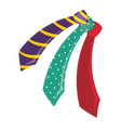 Executive tie fashion