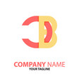 cb bc initial logo concept can be used
