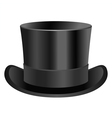 Low top hat vector image vector image