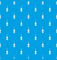 champagne pattern seamless blue vector image vector image