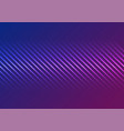 blue ultraviolet neon laser glowing lines abstract vector image vector image