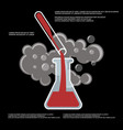 Chemistry chemical experiment poster