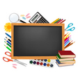 design back to school vector image vector image