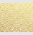 geometric abstract gold pattern background vector image