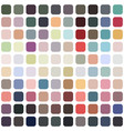 abstract colorful seamless mosaic pattern vector image