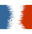 france flag design concept vector image