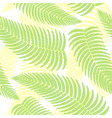 ferns background vector image vector image