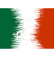 italy flag design concept vector image