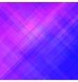 Abstract Blue Pink Pattern vector image vector image