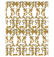 Classic style Acanthus ornament vector image vector image