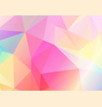 simple modern colored pastel background vector image vector image