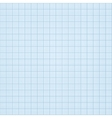 Graph paper seamless vector image vector image