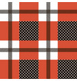 plaid tartan beautifulseamless background vector image